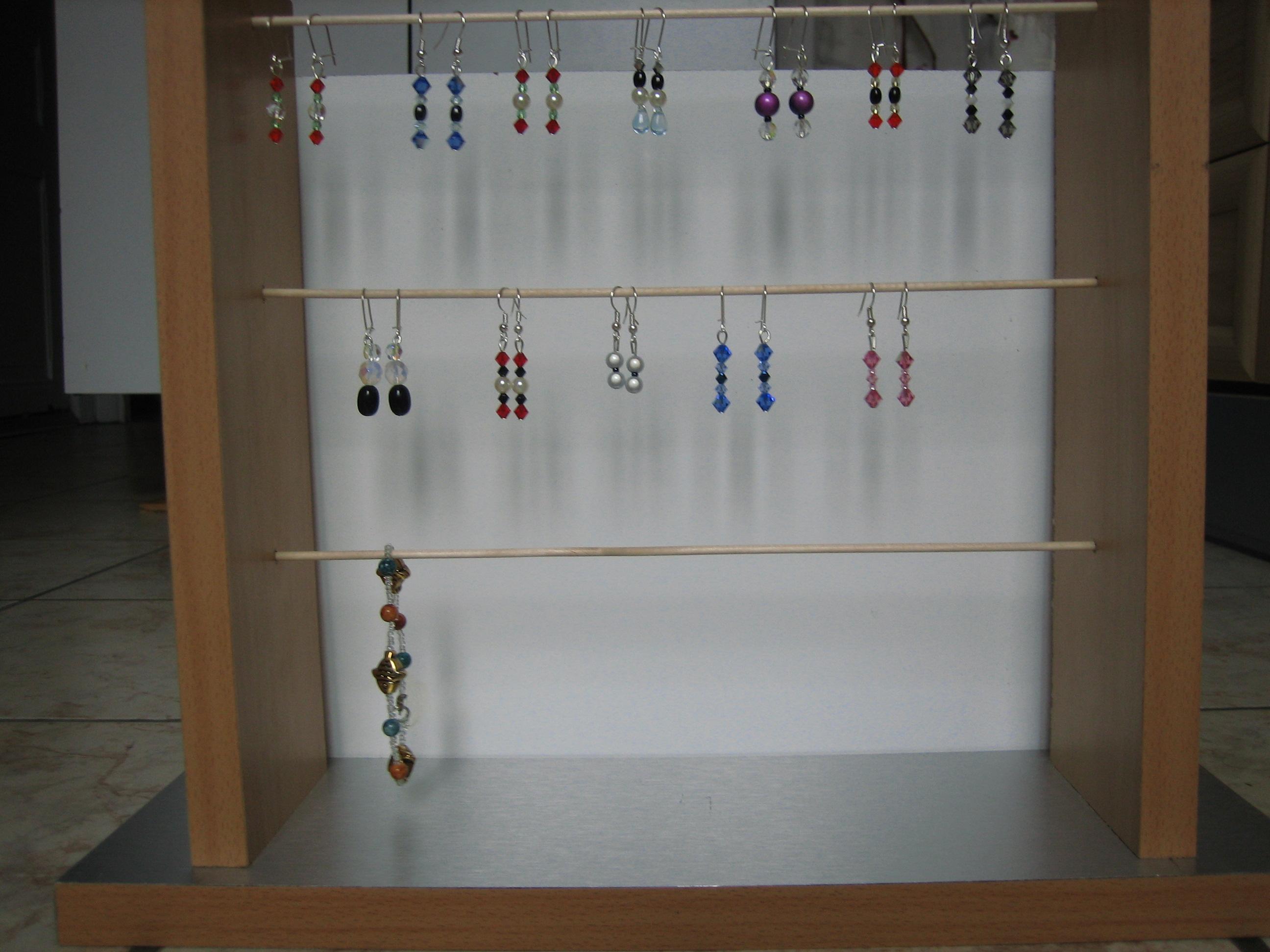 Pr sentoire bijoux alin abijoux - Presentoire a bijoux ...
